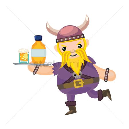 Servings : Viking serving