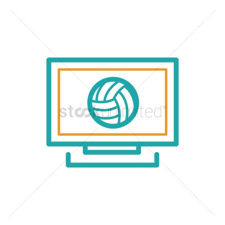 Volleyballs : Volleyball on television