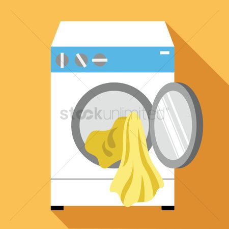Appliances : Washing machine