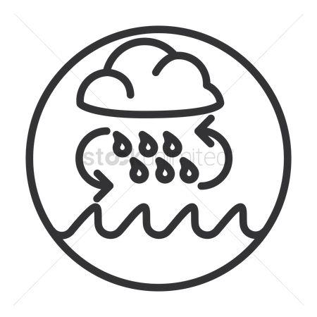 Free Rain Water Stock Vectors