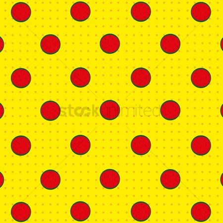 Watermelon slice : Watermelon background