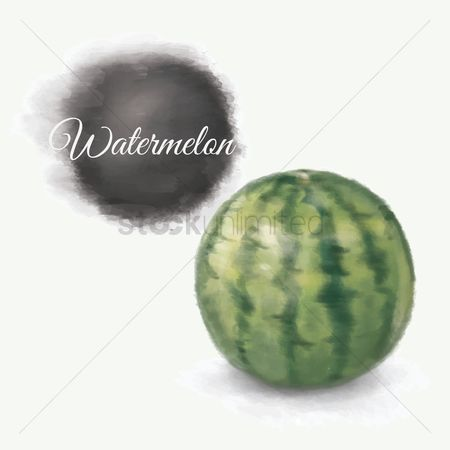 Nutritions : Watermelon