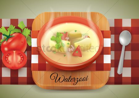 Dishes : Waterzooi