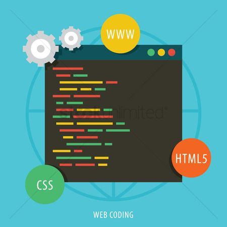 Setting : Web coding