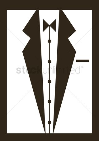 Tux : Wedding suit