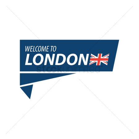 Touring : Welcome to london banner
