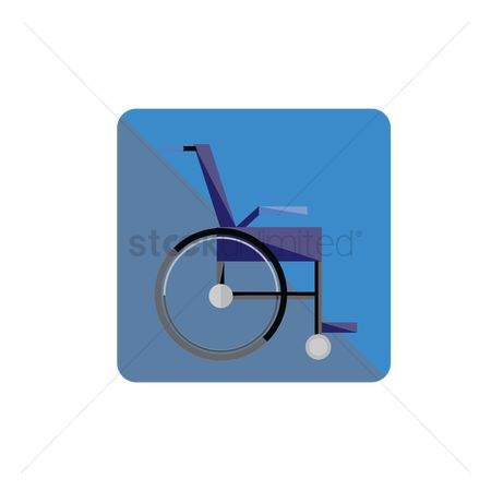 Wheelchair : Wheel chair