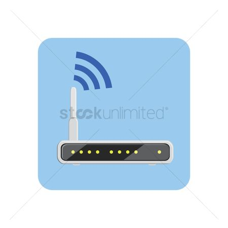 Routers : Wifi router