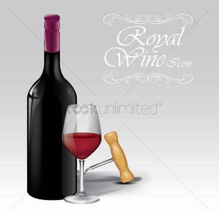 Royal : Wine collection