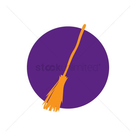 Magic : Witch s broomstick