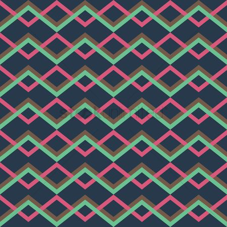 Zig zag : Zig zag pattern background