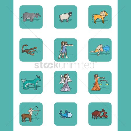 Horoscopes : Zodiac signs