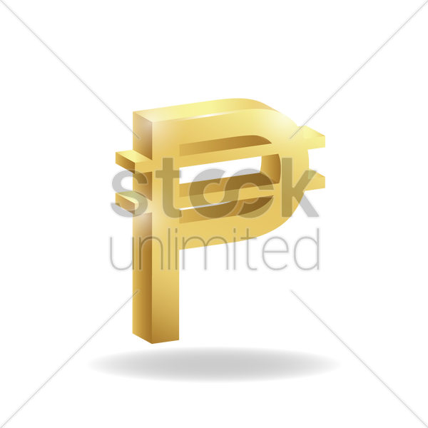 3d Cuba Peso Currency Symbol Vector Image 1827764 Stockunlimited