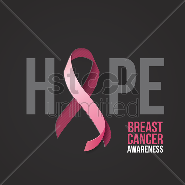 Cancer Wallpaper Vector Graphic