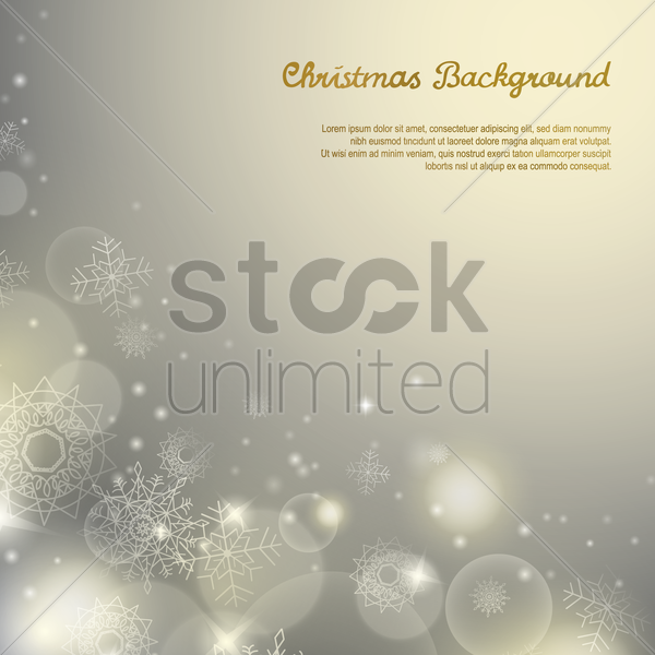 christmas sparkle background design vector graphic