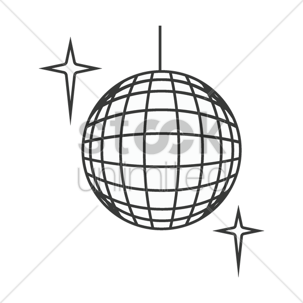 disco ball vector image 1529108 stockunlimited rh stockunlimited com disco ball clip art free disco ball clipart free