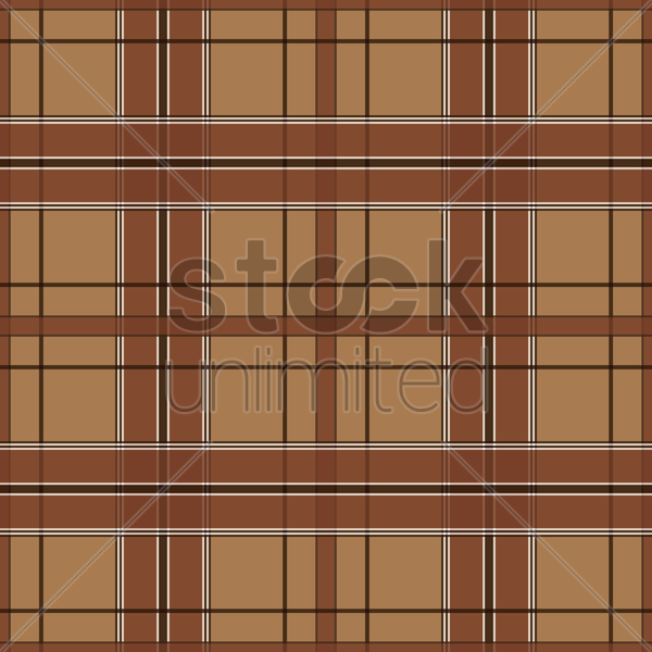 tartan patterned background vector graphic