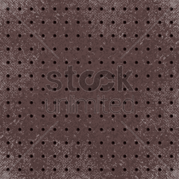 Free textured background with polka dot pattern vector graphic