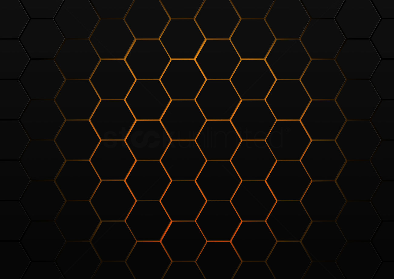 Abstract Honeycomb Background Stock Photo 2011496