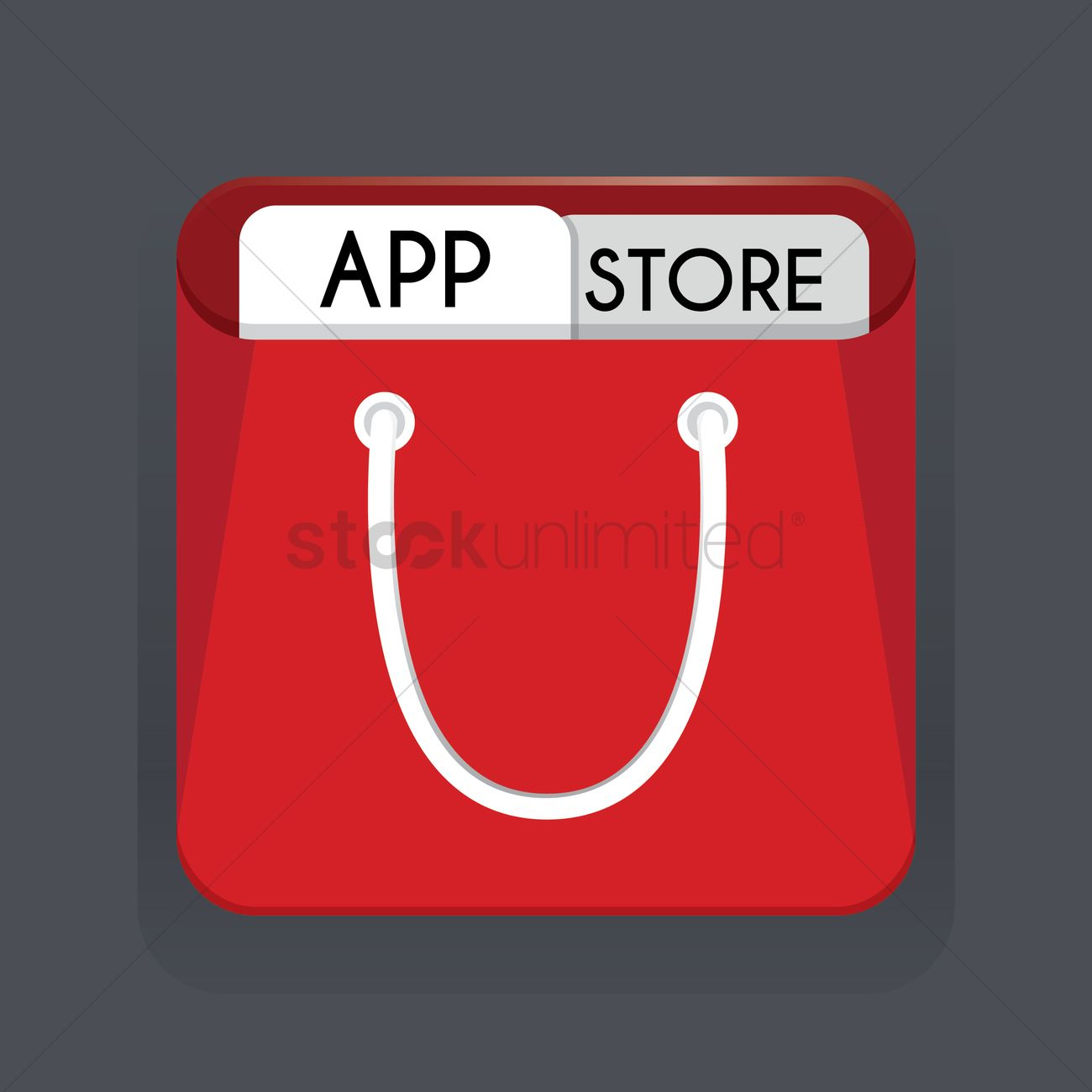 App store icon Vector Image - 1859320 | StockUnlimited