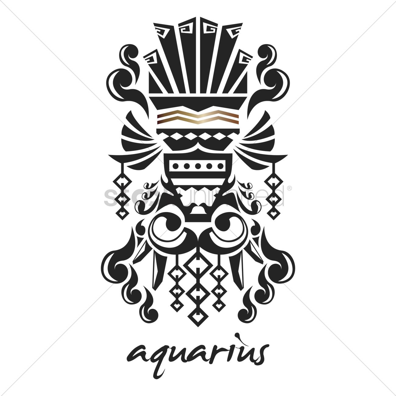 Astrology horoscope horoscopes stars star zodiac zodiacs forecast aquarius tattoo horoscope design biocorpaavc