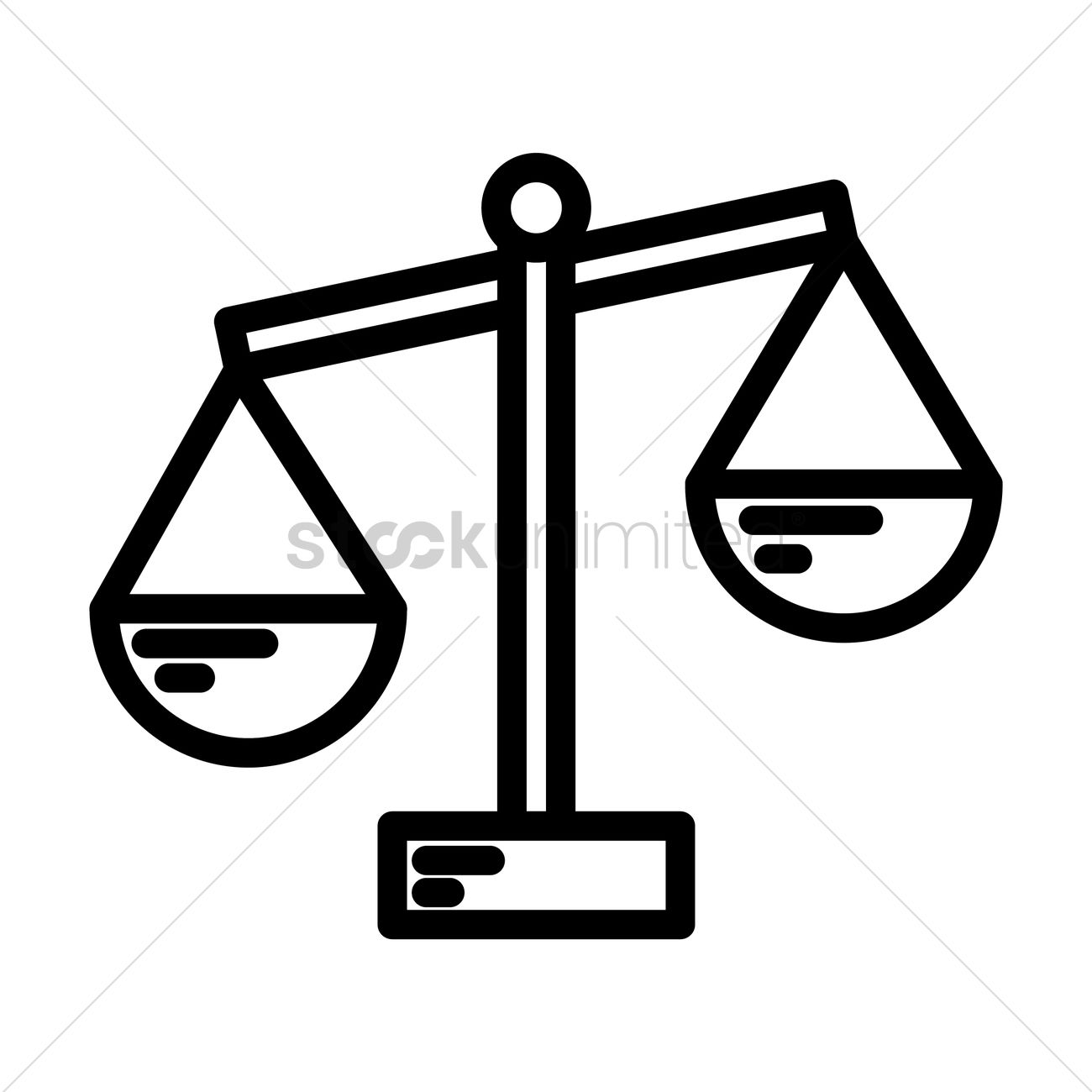 Balance scale concept vector image 1951300 stockunlimited balance scale concept vector graphic biocorpaavc Images