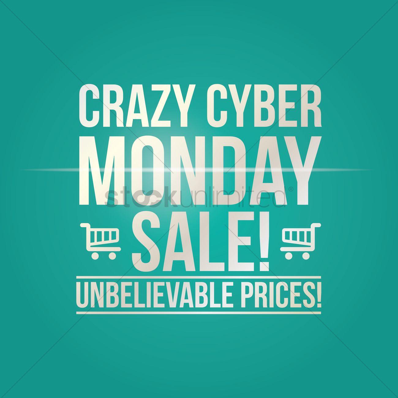 3b75e8d40f9 Cyber monday sale wallpaper Vector Image - 1613172 | StockUnlimited