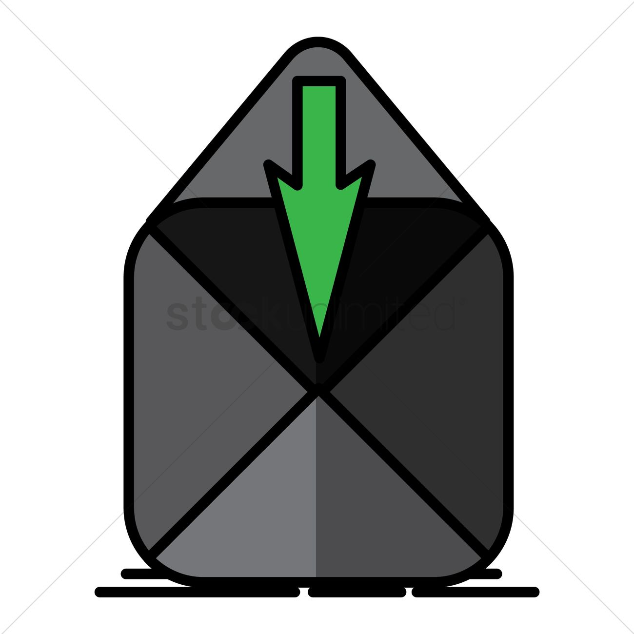 Download Email Symbol Vector Image 2033028 Stockunlimited