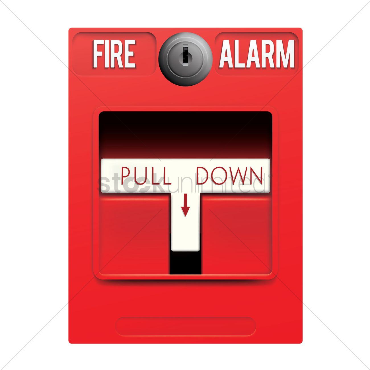 fire alarm vector image 1789076 stockunlimited rh stockunlimited com fire alarm clip art black and white fire alarm clip art free