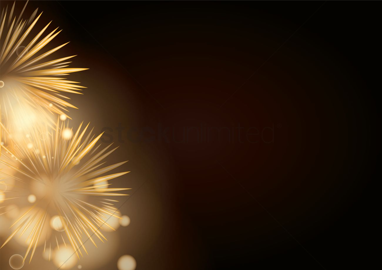 fireworks design background vector image 1934168 stockunlimited