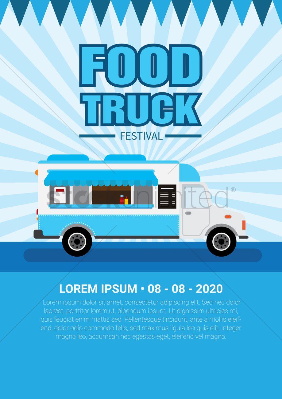Be More Pacific Food Truck Menu