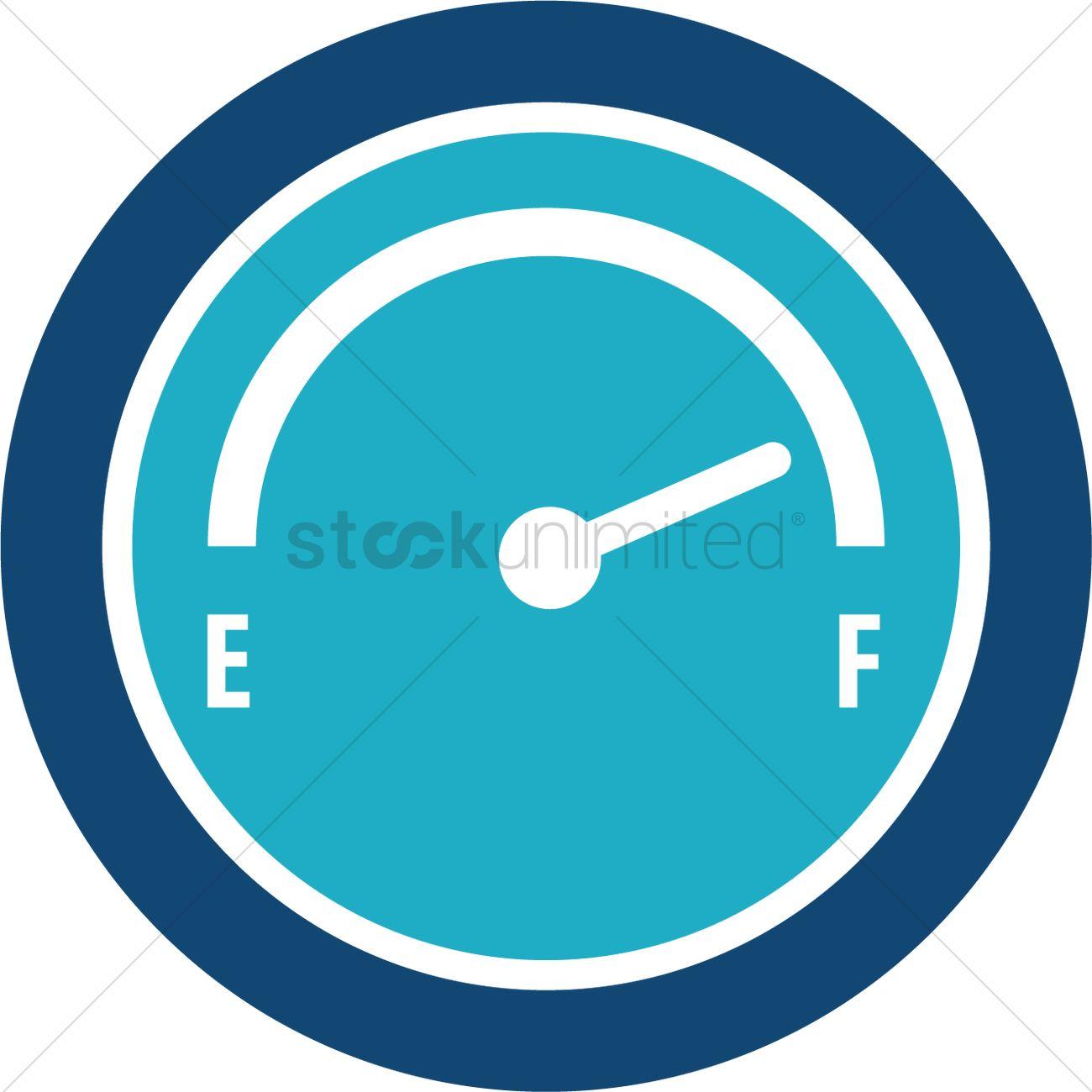 Fuel gauge icon Vector Image - 2024124 | StockUnlimited
