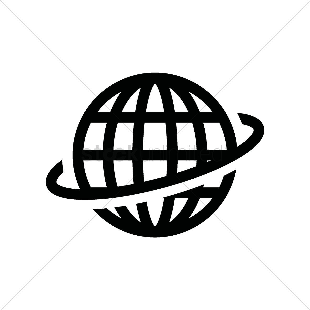 Icon icons symbol symbols interface interfaces global worldwide globe icon stock vector publicscrutiny Choice Image