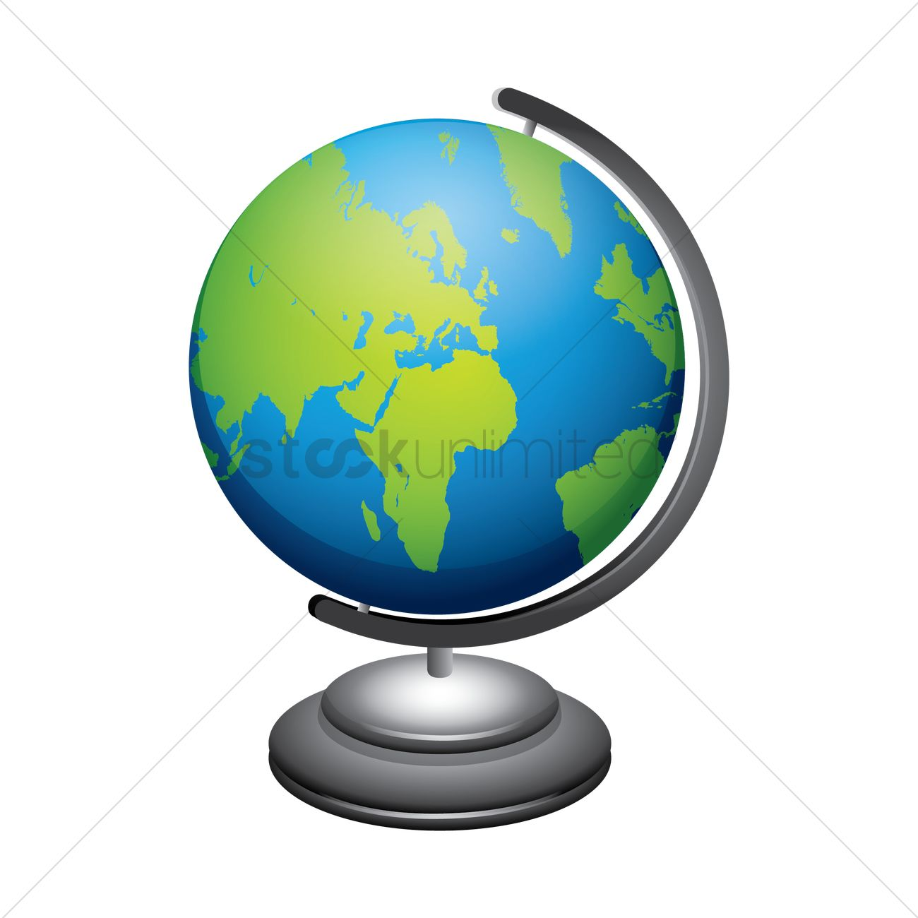 world globe on stand. Globe Stand Vector Graphic World On