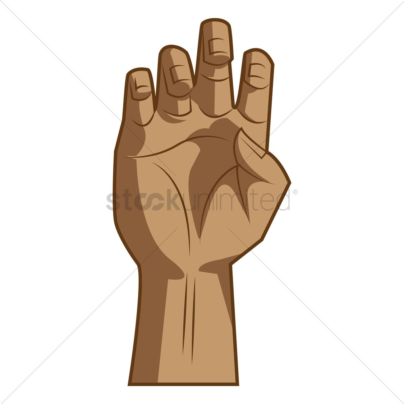 grab hand vector image 1459036 stockunlimited rh stockunlimited com Hand Reaching Out Hand Reaching Out