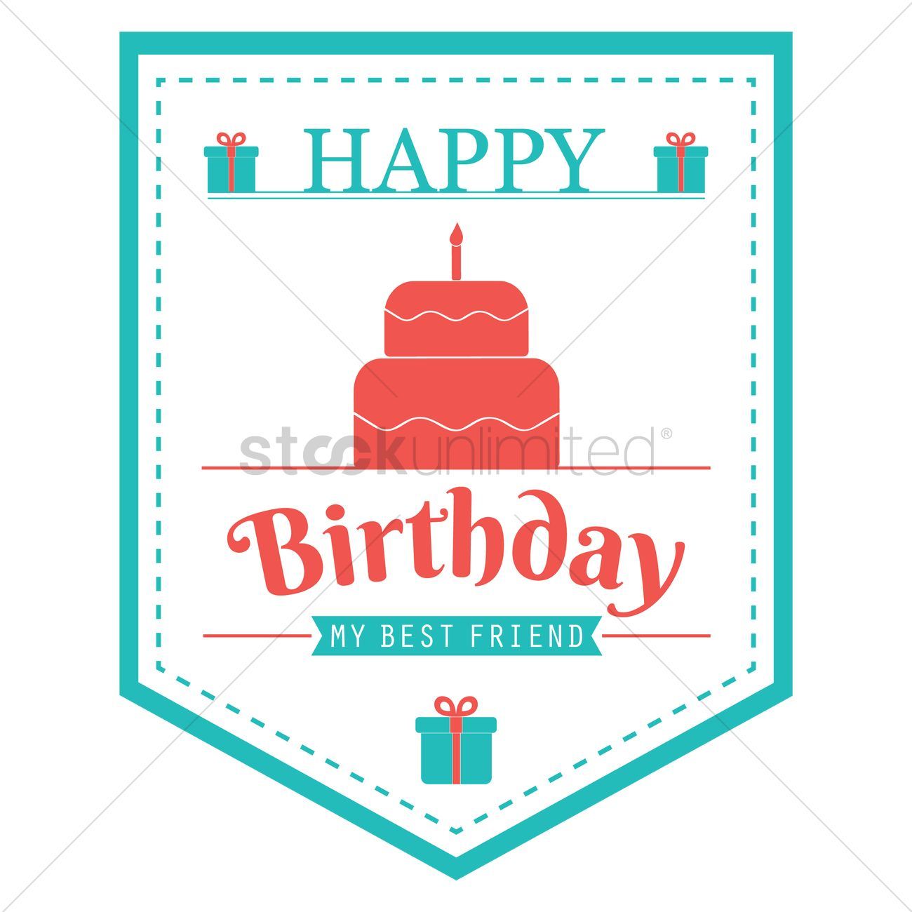 happy birthday banner design vector image 1799584 stockunlimited