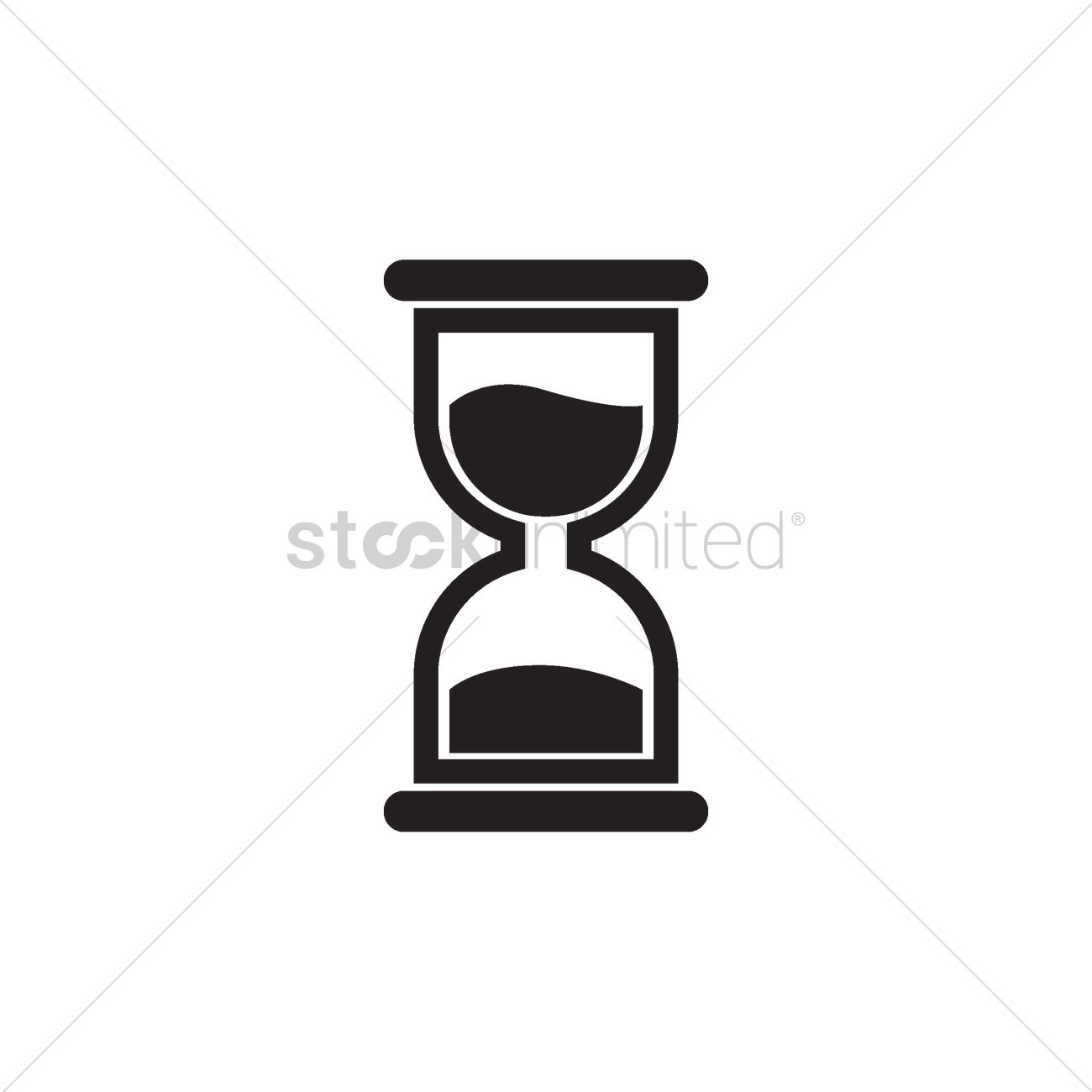 Hour glass icon vector image 2004816 stockunlimited hour glass icon vector graphic biocorpaavc Images