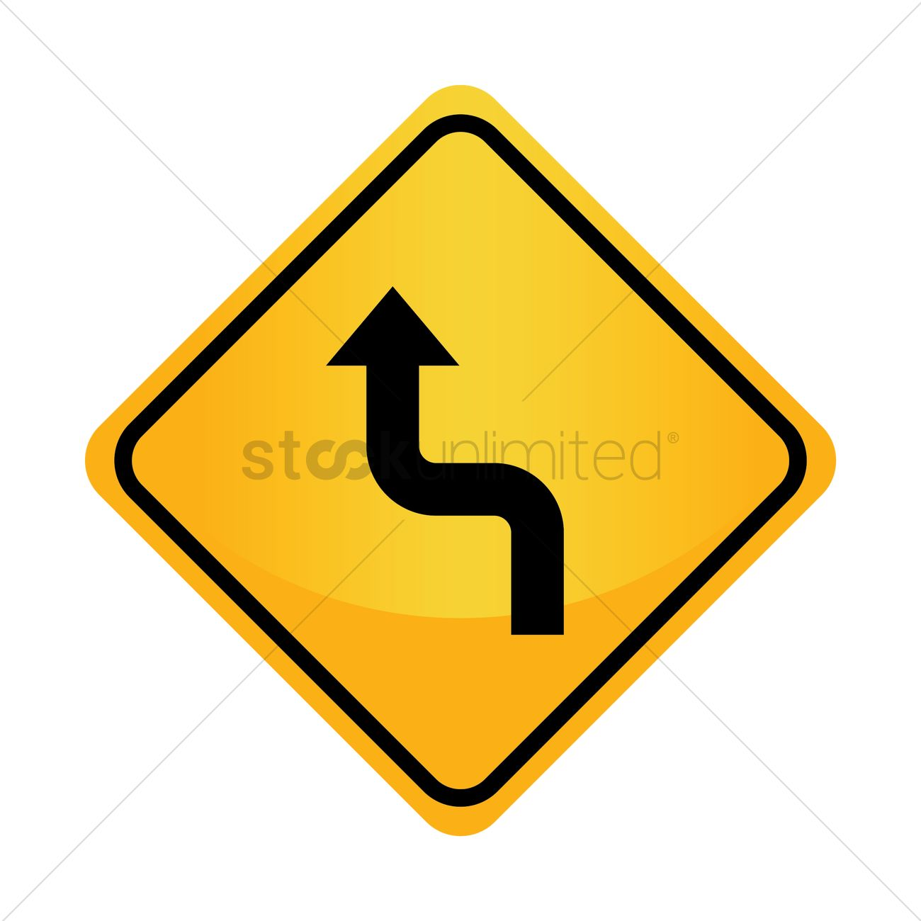 Free left reverse turn sign vector image 1544908 stockunlimited free left reverse turn sign vector graphic biocorpaavc