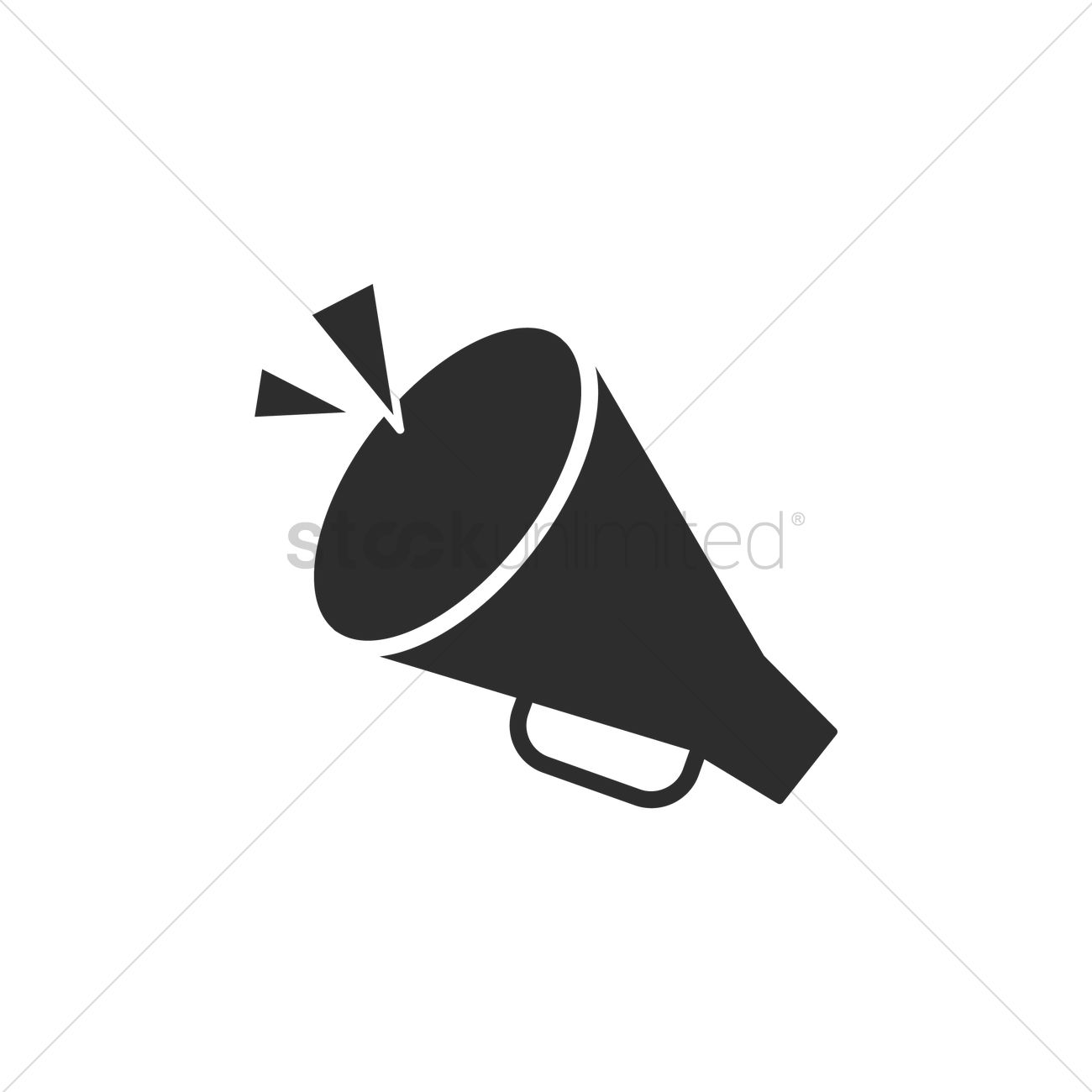 loudspeaker vector image 1982028 stockunlimited stockunlimited