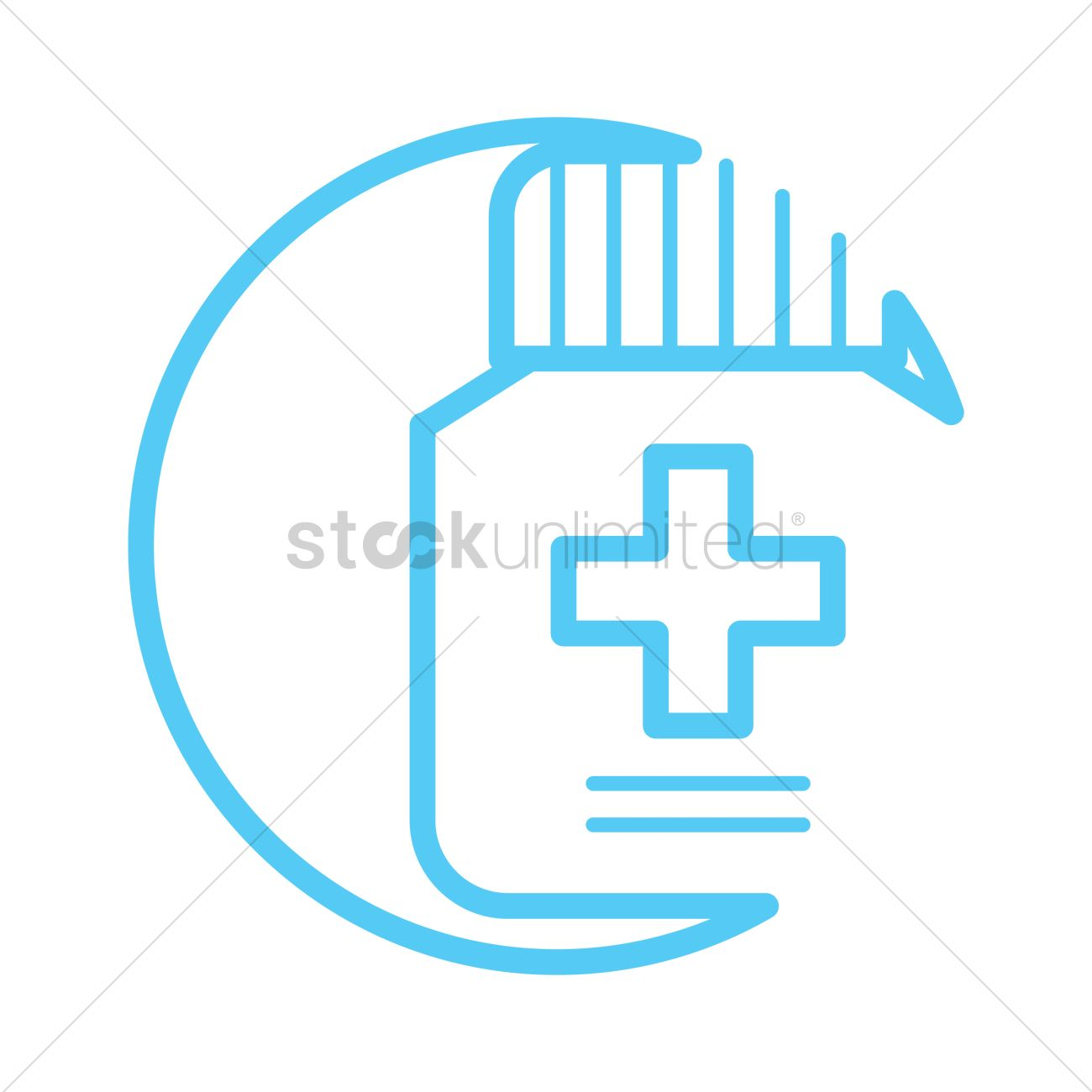 medical bottle icon vector image 1622204 stockunlimited rh stockunlimited com vector meaning in medical term