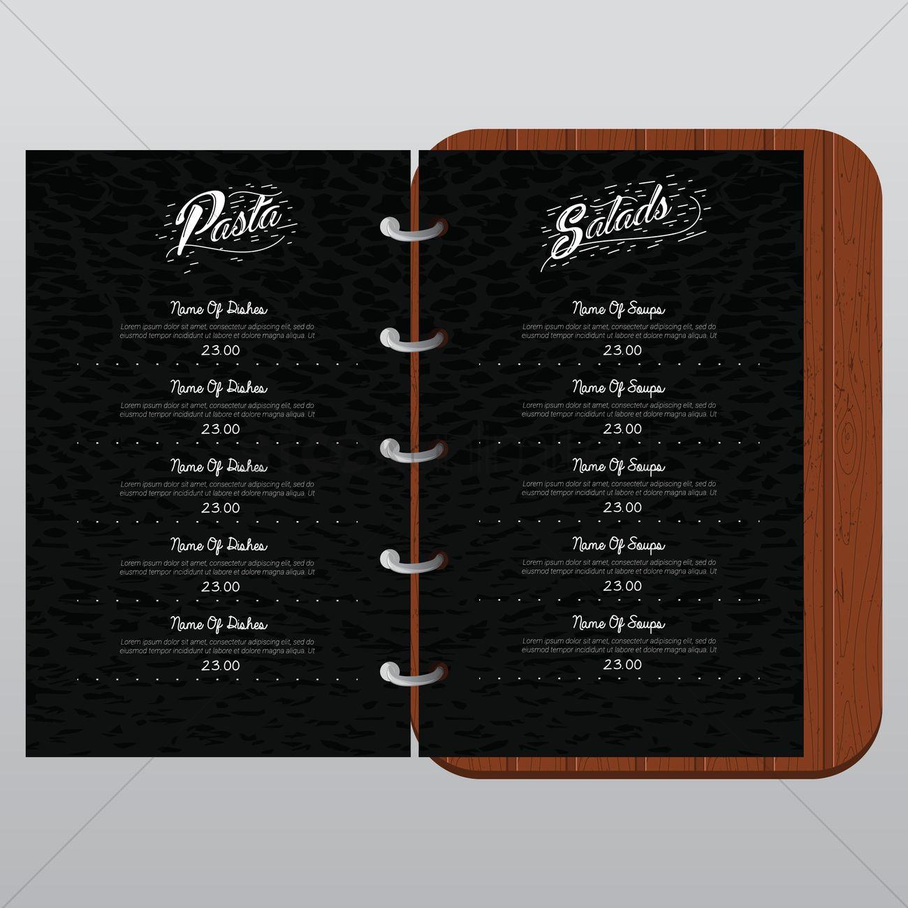 restaurant menu booklet koni polycode co