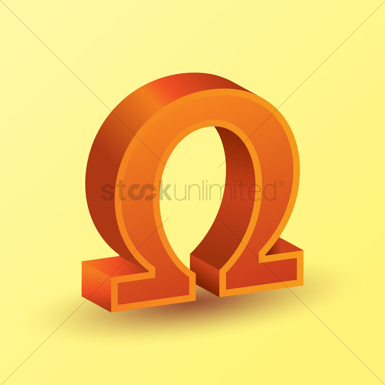 Omega symbol vector image 1631368 stockunlimited omega symbol vector graphic biocorpaavc Gallery