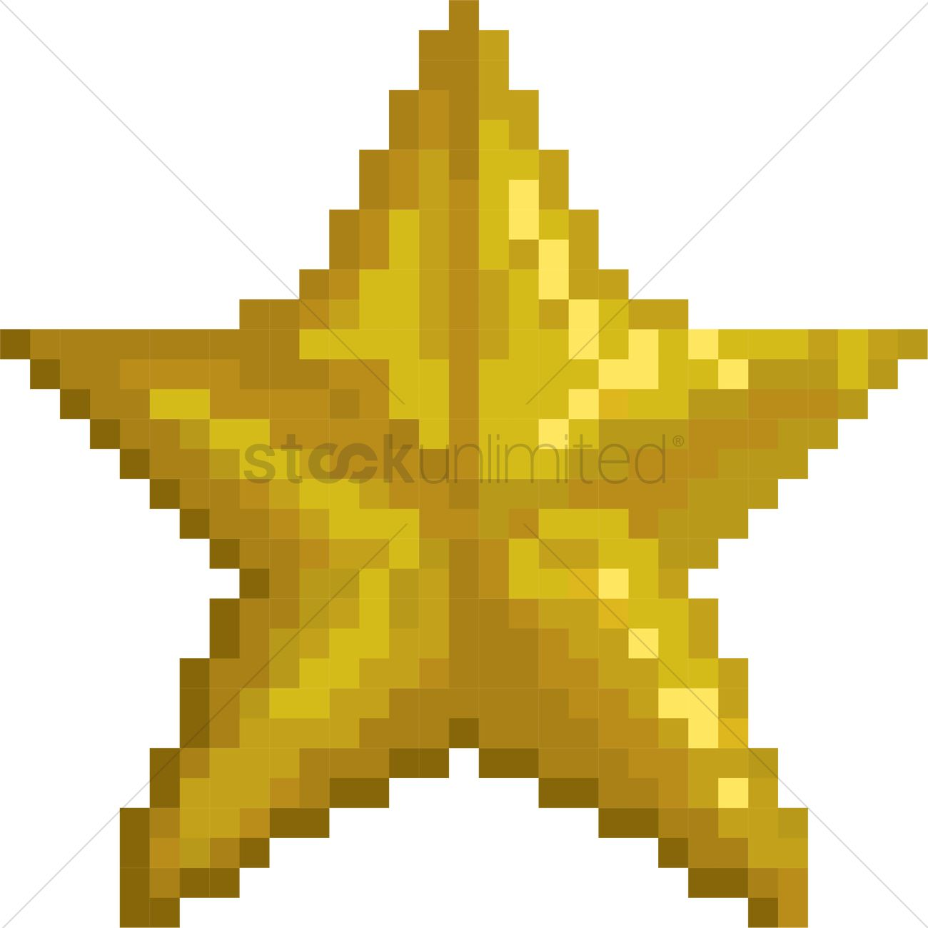 Pixel Star NES Mario Nintendo Retro Classic Video Game ...  |Pixel Star