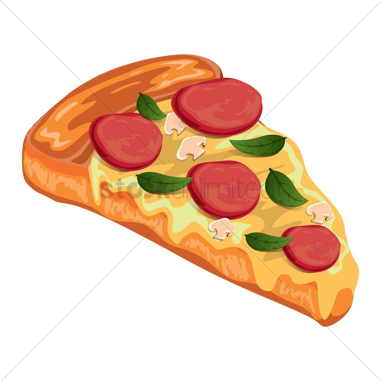 pizza slice vector image 1555860 stockunlimited rh stockunlimited com pizza slice vector image free pizza slice vector free