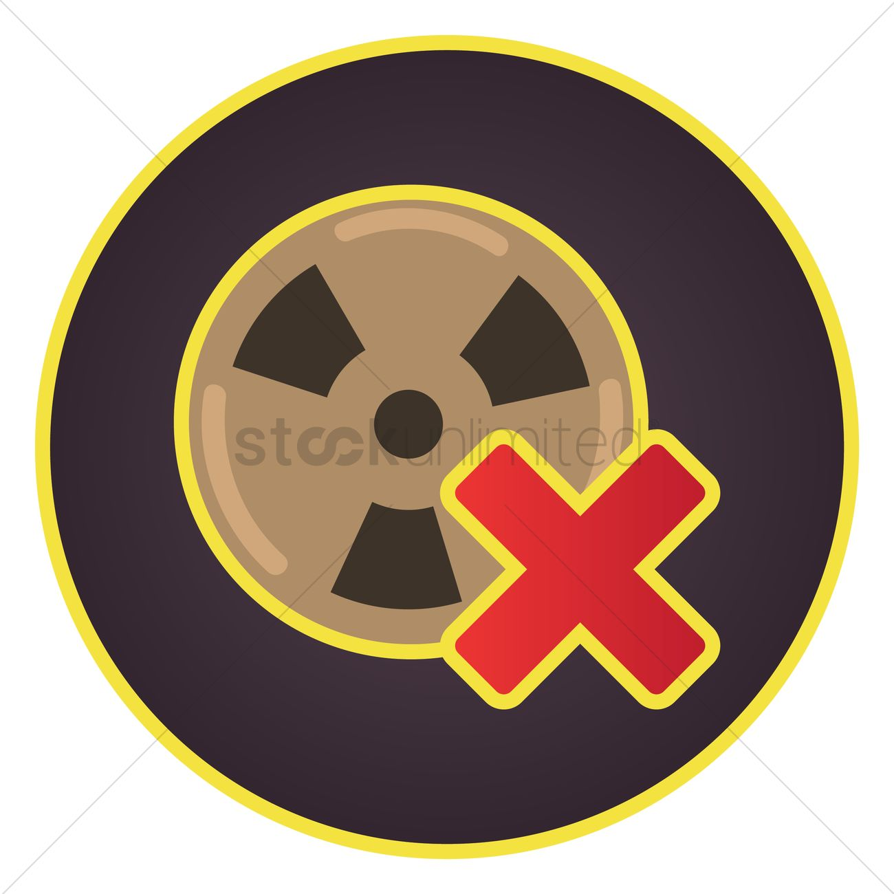 Radioactive symbol vector image 2017312 stockunlimited radioactive symbol vector graphic buycottarizona