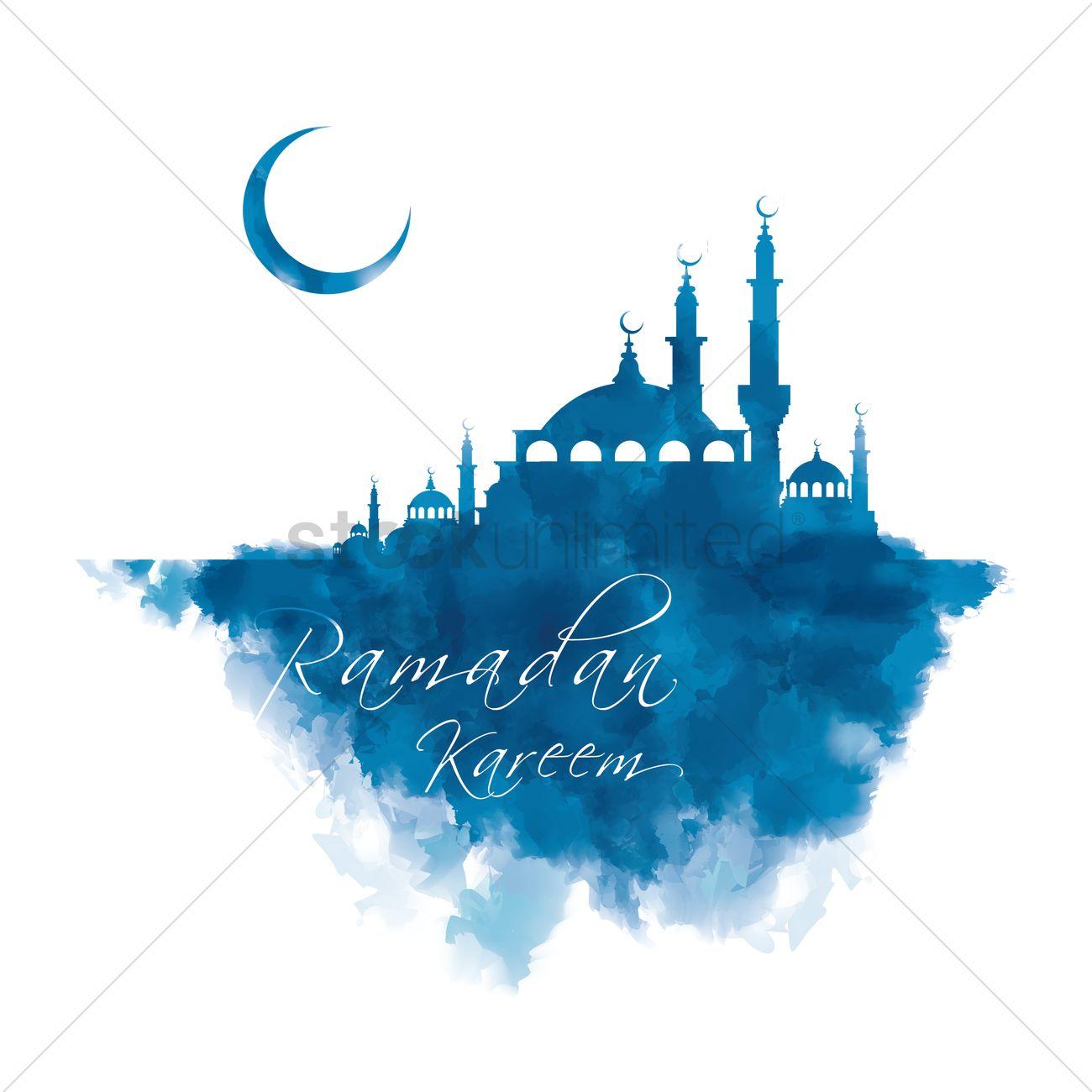 Ramadan kareem greeting vector image 1826928 stockunlimited ramadan kareem greeting vector graphic kristyandbryce Images