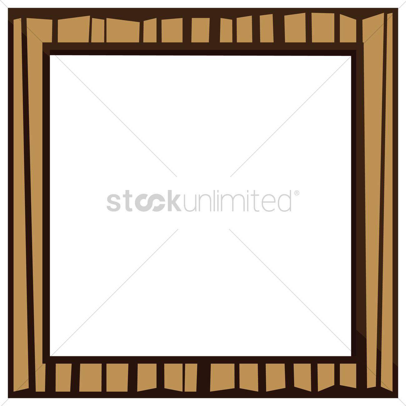 Rectangular Frame Vector Image 1479080 Stockunlimited