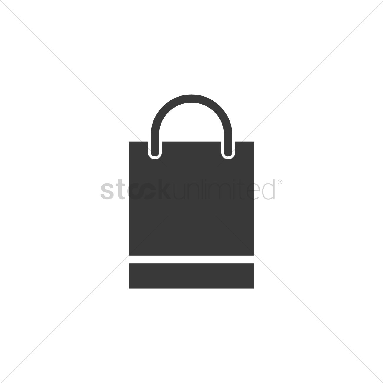 shopping bag vector image 1591648 stockunlimited shopping bag vector image 1591648