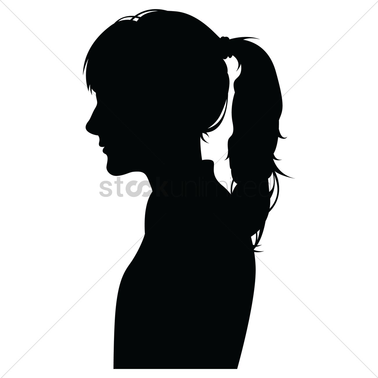 Silhouette of Man and Woman Chatting Online - Download Free Vectors, Clipart  Graphics & Vector Art