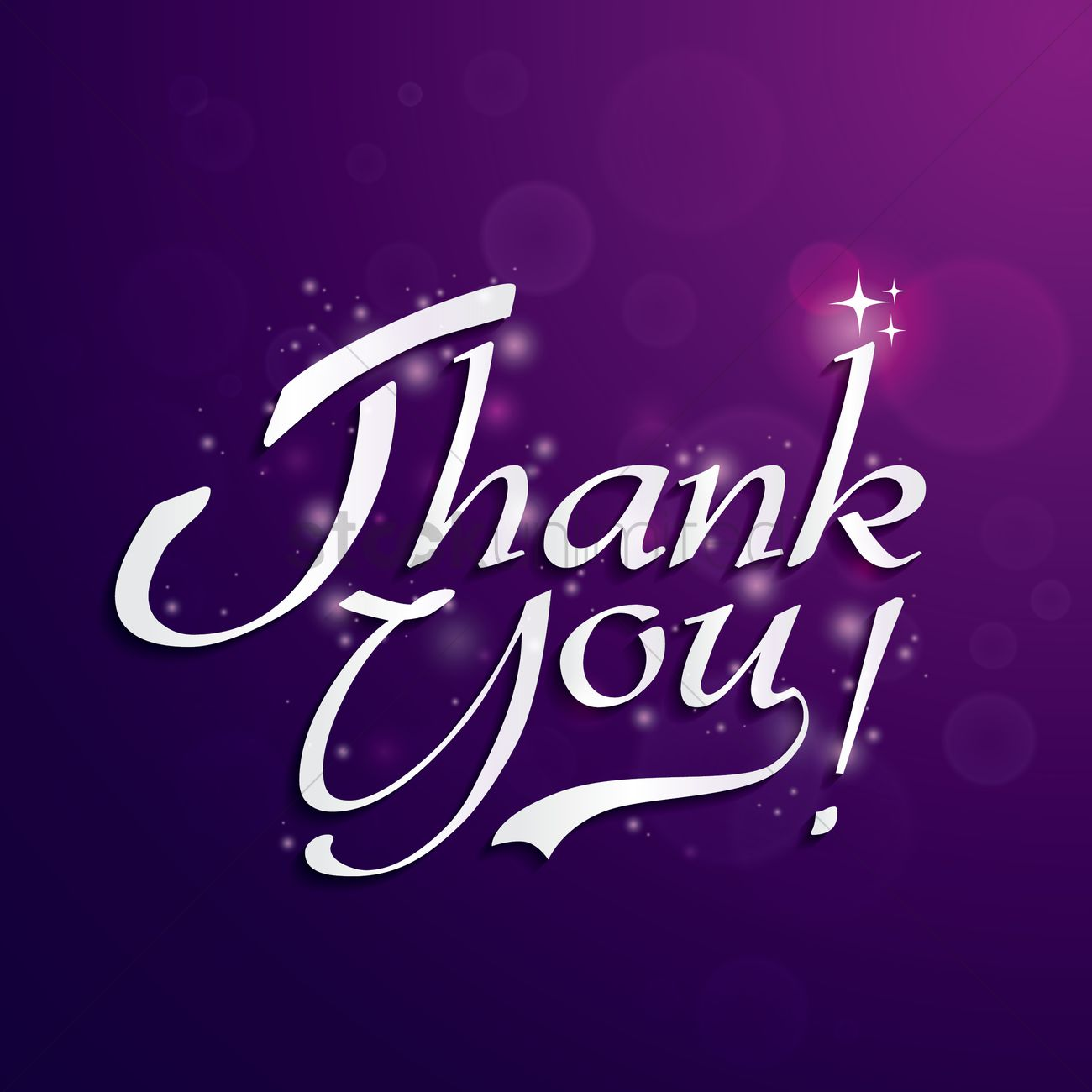 Thank you greeting vector image 1610028 stockunlimited thank you greeting vector graphic m4hsunfo Images